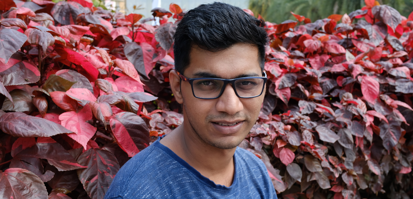 """""""TB is curable but the drugs that you have to consume can take away your eyesight, hearing, and mental well-being. Is that really good, humane treatment? TB care must mean effective but also easy to take drugs with minimal side effects.""""Himanshu PatelMDR TB Survivor, Operations Analyst, SATB Fellow"""